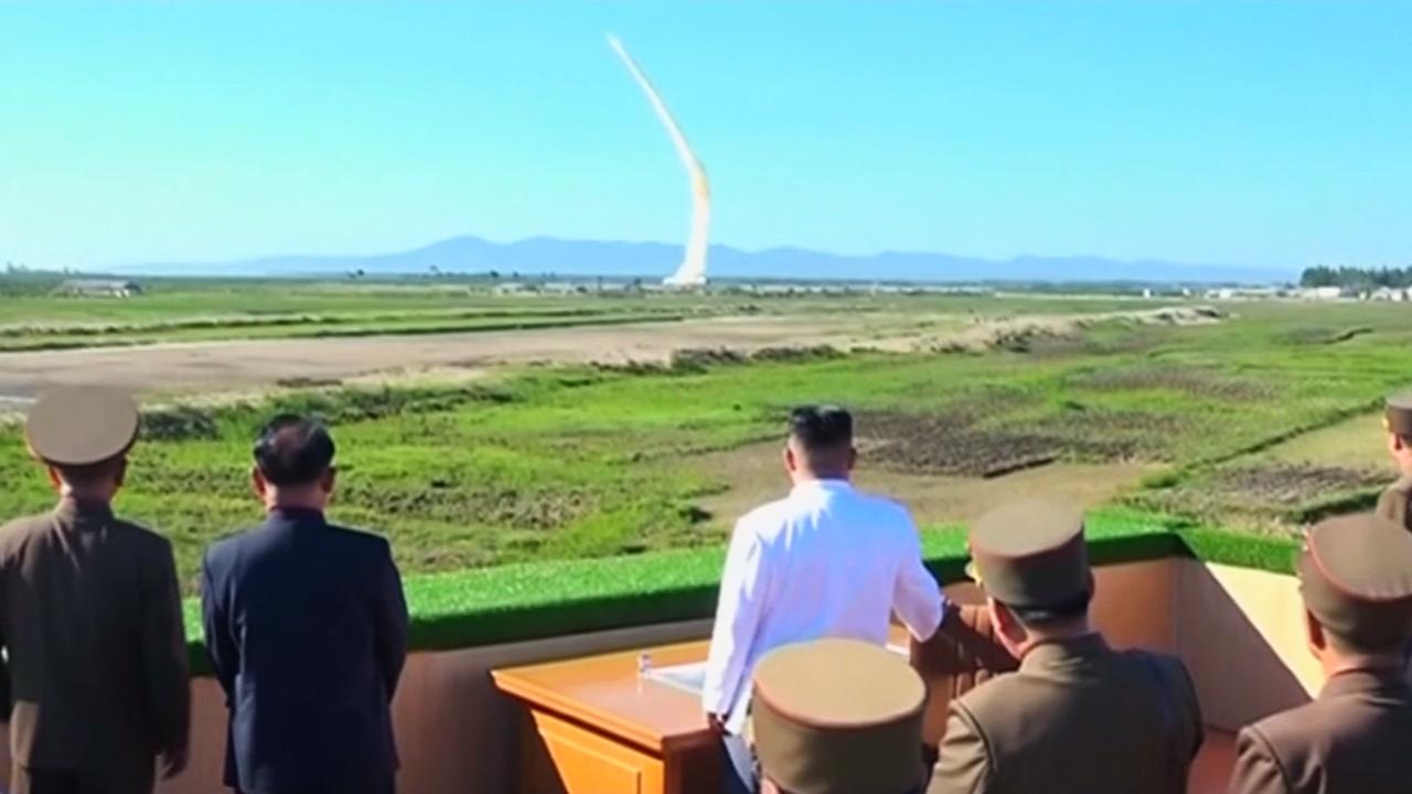 Пхеньян запустил две ракеты: Сеул требует прекратить испытания