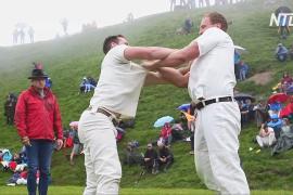 Поединок на высоте 2000 метров: как борются мужчины Зальцбурга