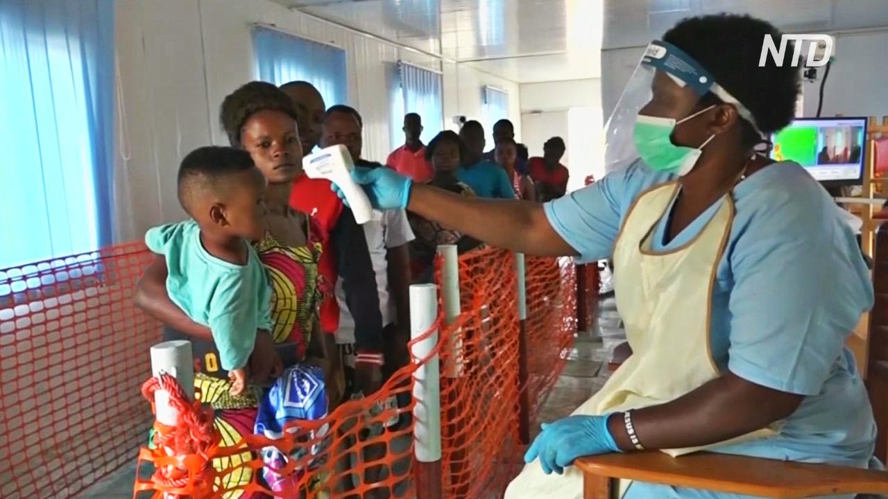 ВОЗ: США могли бы удвоить помощь в борьбе с Эболой в ДР Конго