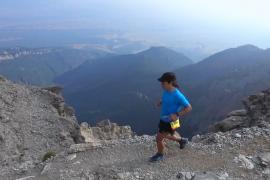 Забег на Олимп: в Греции прошёл марафон по священной тропе