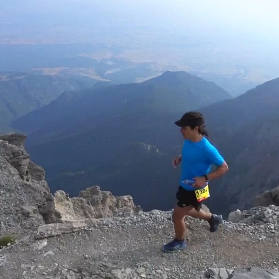Кто победил в марафоне на гору Олимп