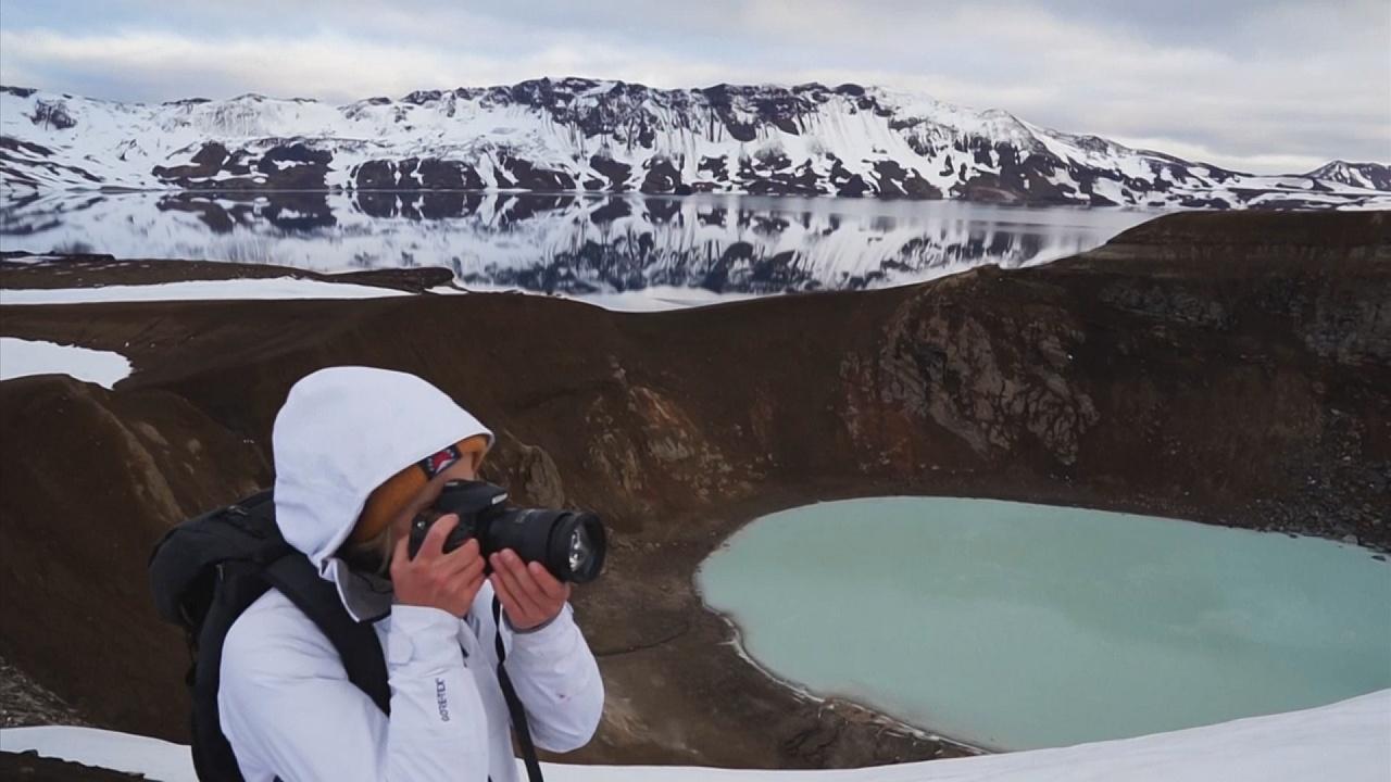 Исландский нацпарк Ватнайёкюдль претендует на статус объекта ЮНЕСКО