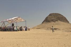 Пирамиду возрастом 4000 лет открыли для посетителей