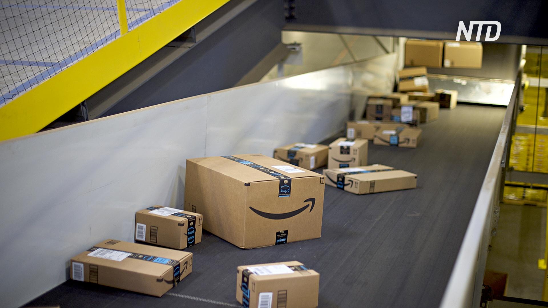 Италия: революционная упаковочная машина для гигантов онлайн-продаж