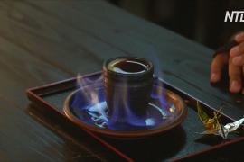 Ниндзя-кафе работает в Токио