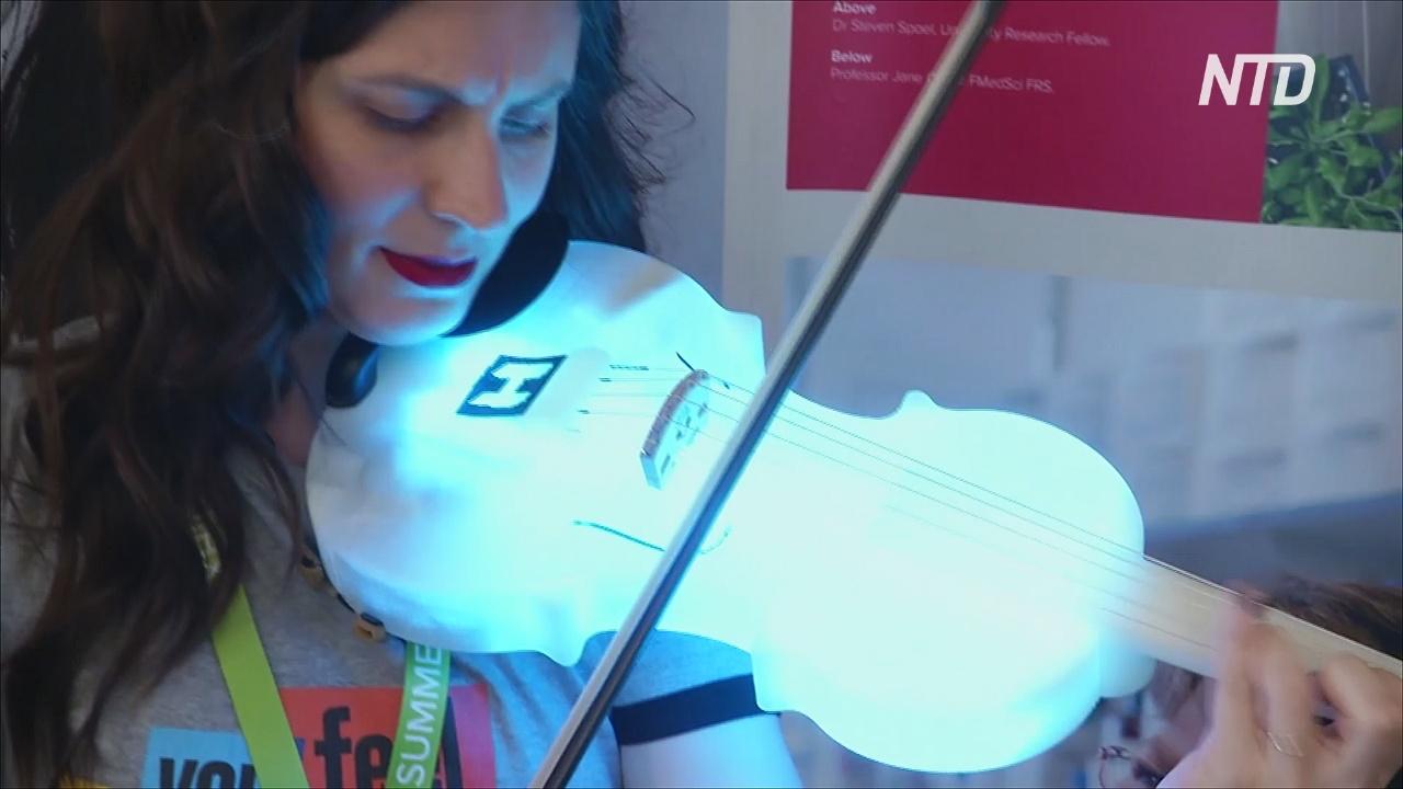 От синестезии до беспилотных технологий: выставка Королевского общества в Лондоне
