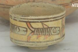 Франция вернула Пакистану 445 реликвий, украденных расхитителями древностей