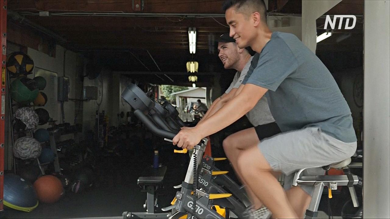 В спортзале в Калифорнии теперь вырабатывают электричество