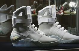 100 пар редких кроссовок выставили на аукционе Sotheby's
