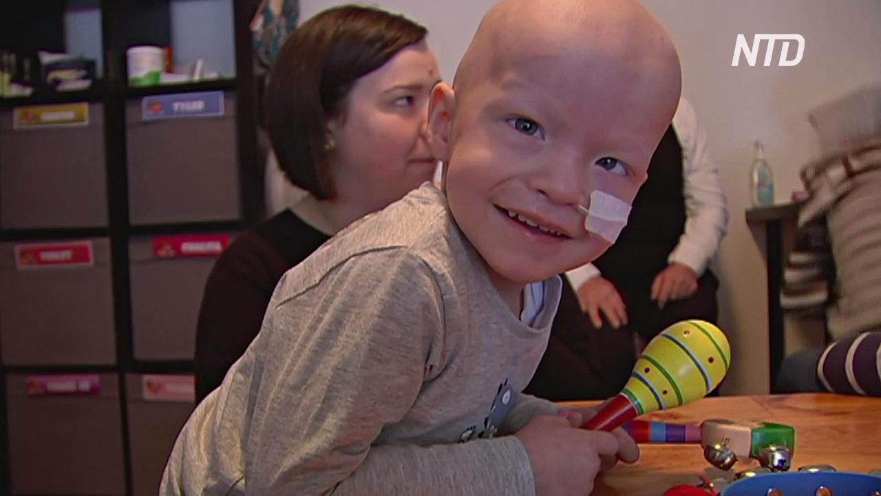 Игровой центр для детей с онкологией работает в Австралии