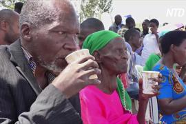 Фермеры Руанды теперь не только выращивают кофе, но и пробуют его