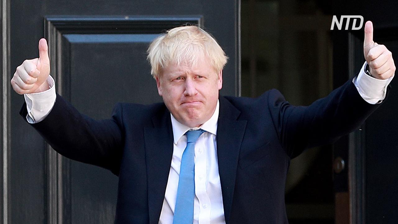 Борис Джонсон станет премьером Великобритании: реакция людей