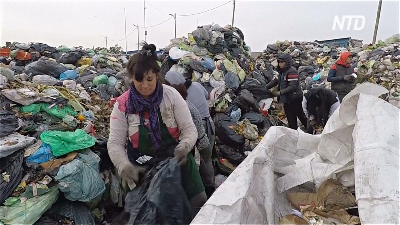 Дом на мусорной свалке: как выживают бедные жители окраин Буэнос-Айреса