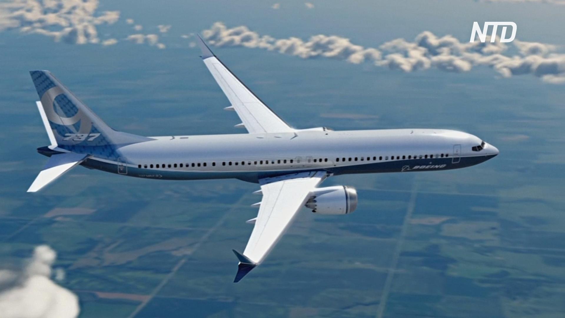 Компания Boeing сообщила о рекордных квартальных убытках