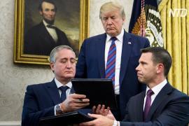 Гватемала согласилась на ужесточение миграционной политики под давлением США