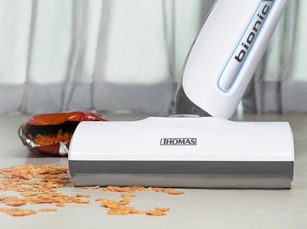 Беспроводной пылесос Thomas Bionic WashStick