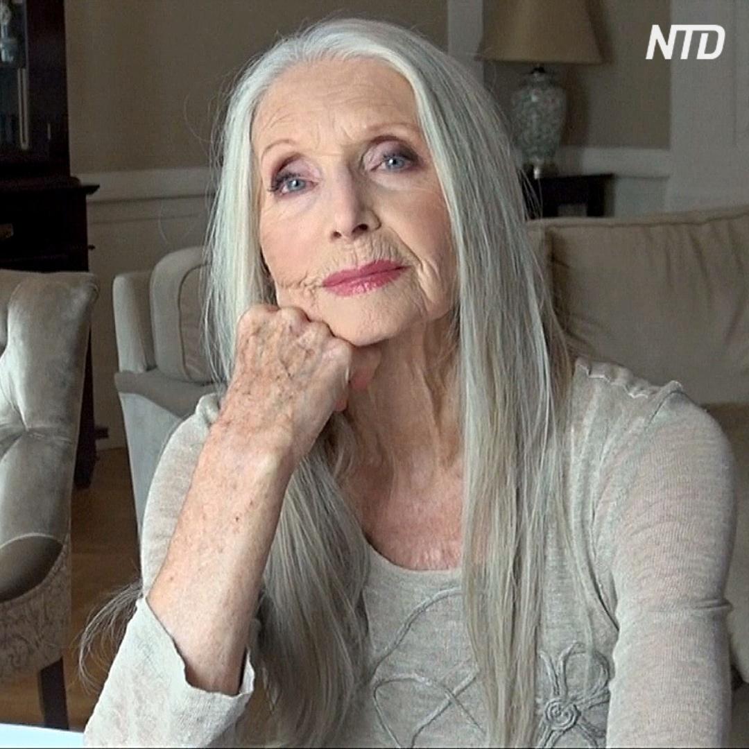 84-летняя польская модель вдохновляет других женщин