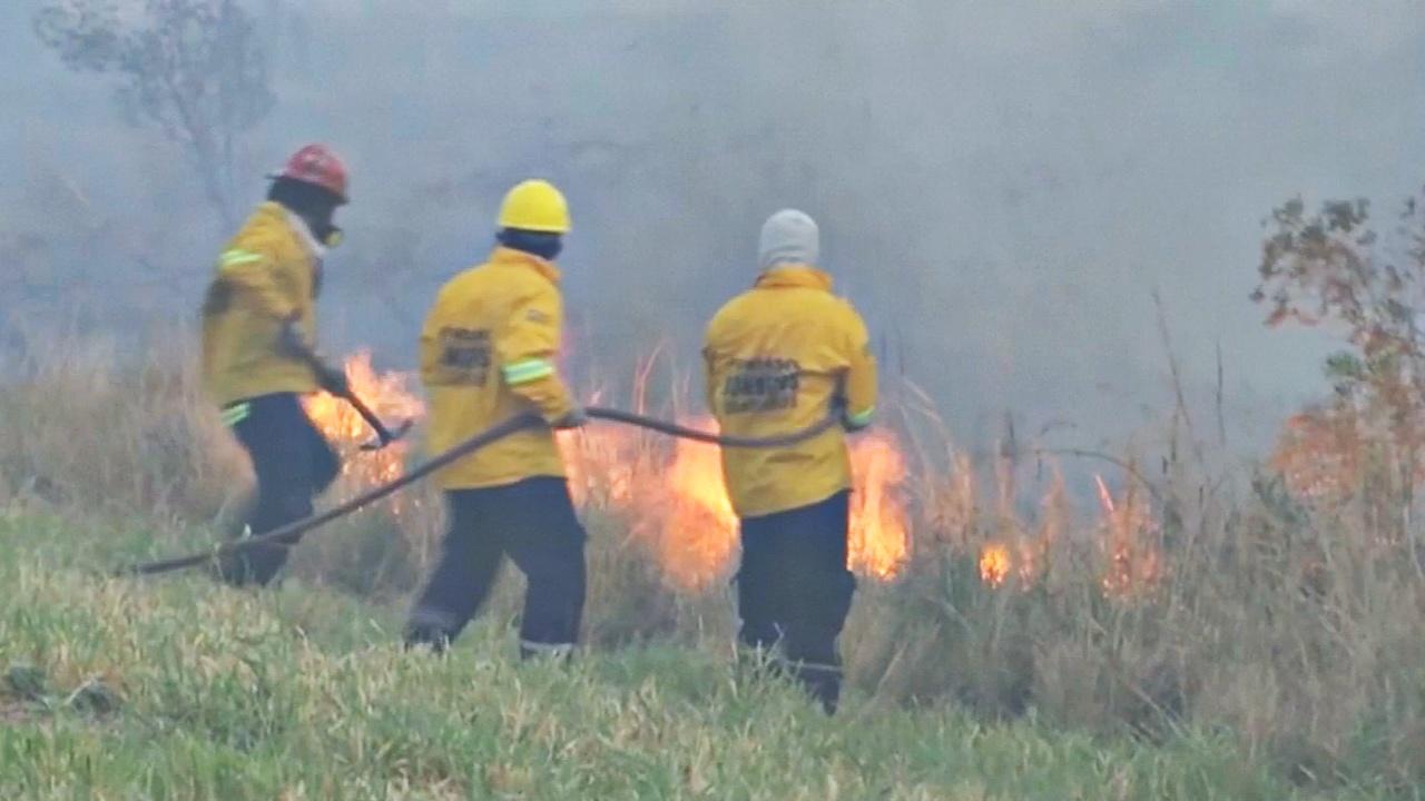 В Боливии выгорело 500 000 гектаров леса
