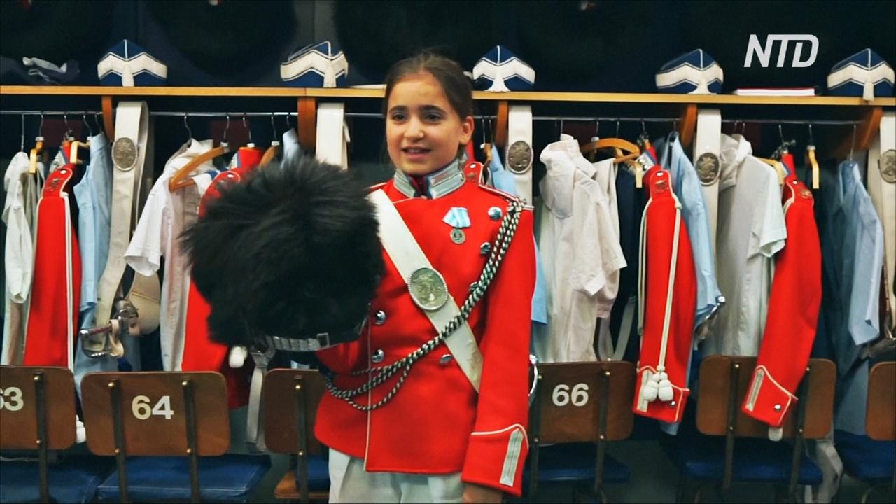 Копенгаген: детская гвардия Тиволи отмечает 175-летний юбилей