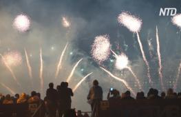 Фестиваль фейерверков в Москве: уникальное шоу пиротехников