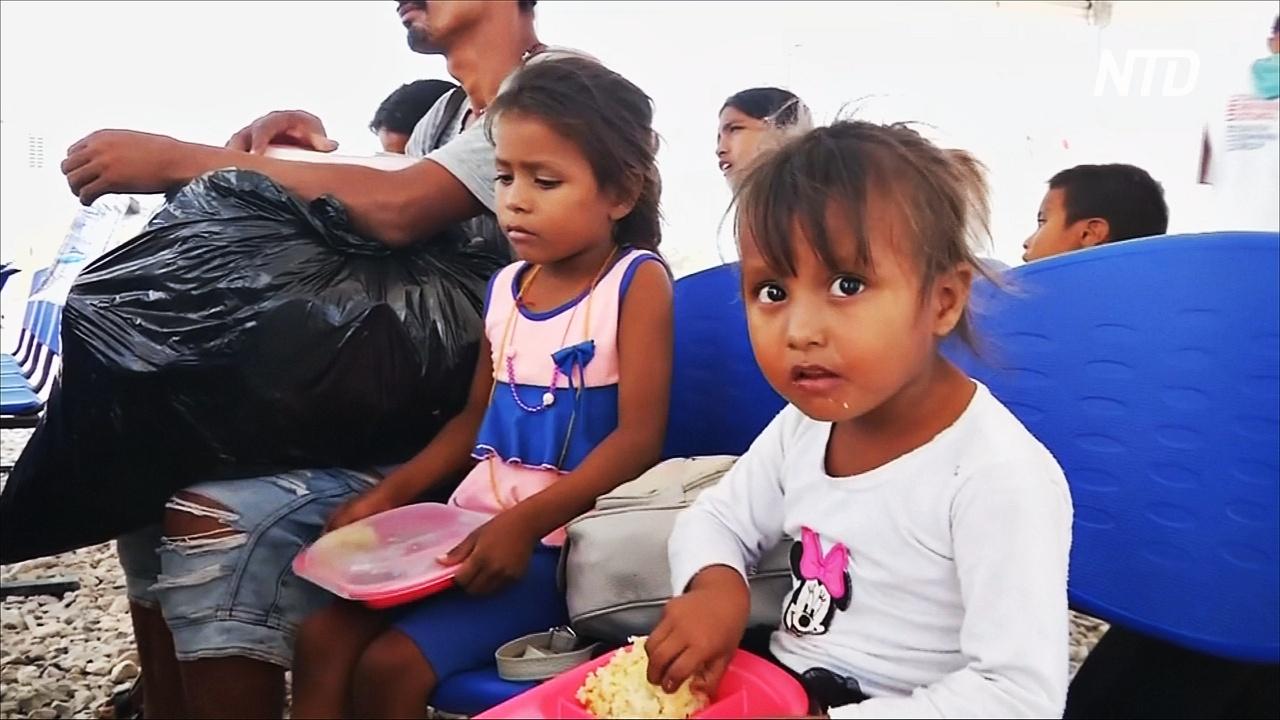 24 000 детей венесуэльских мигрантов получат гражданство Колумбии