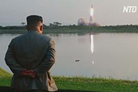 КНДР снова запустила баллистические ракеты
