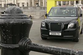 Таксопарк лондонских кэбов на 10% стал «зелёным»