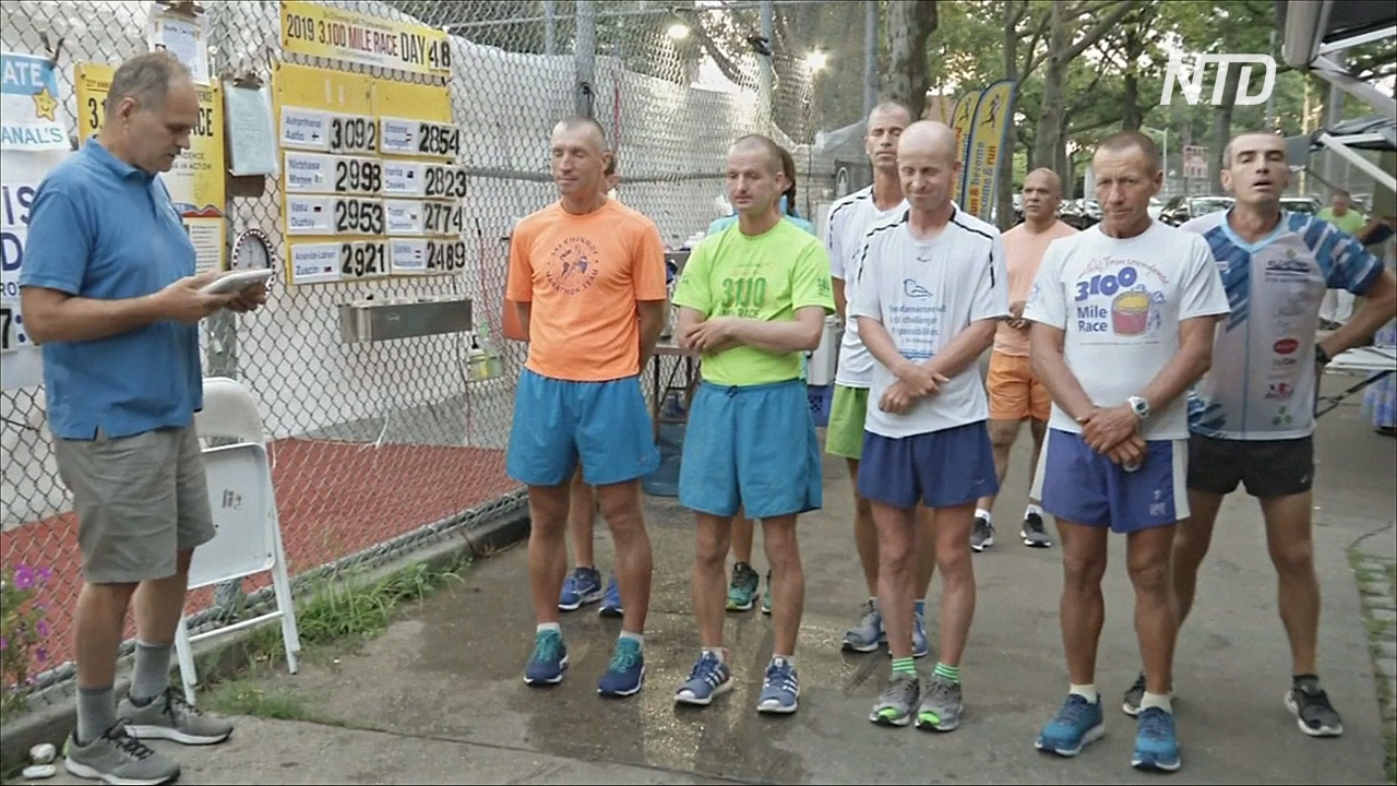Кто победил в самом длинном марафоне в 4988 км