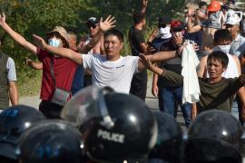 После ареста экс-президента в Кыргызстане вспыхнули протесты