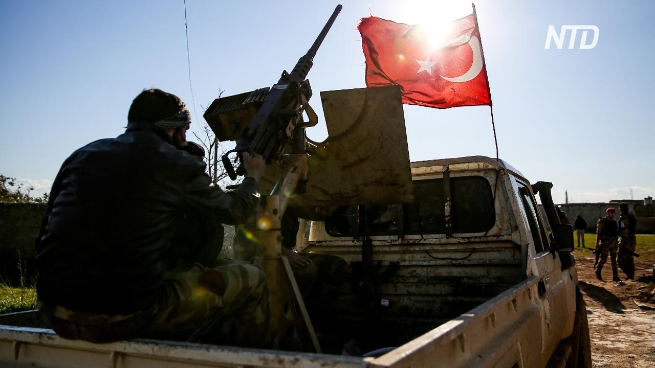 Турция и США создадут буферную зону