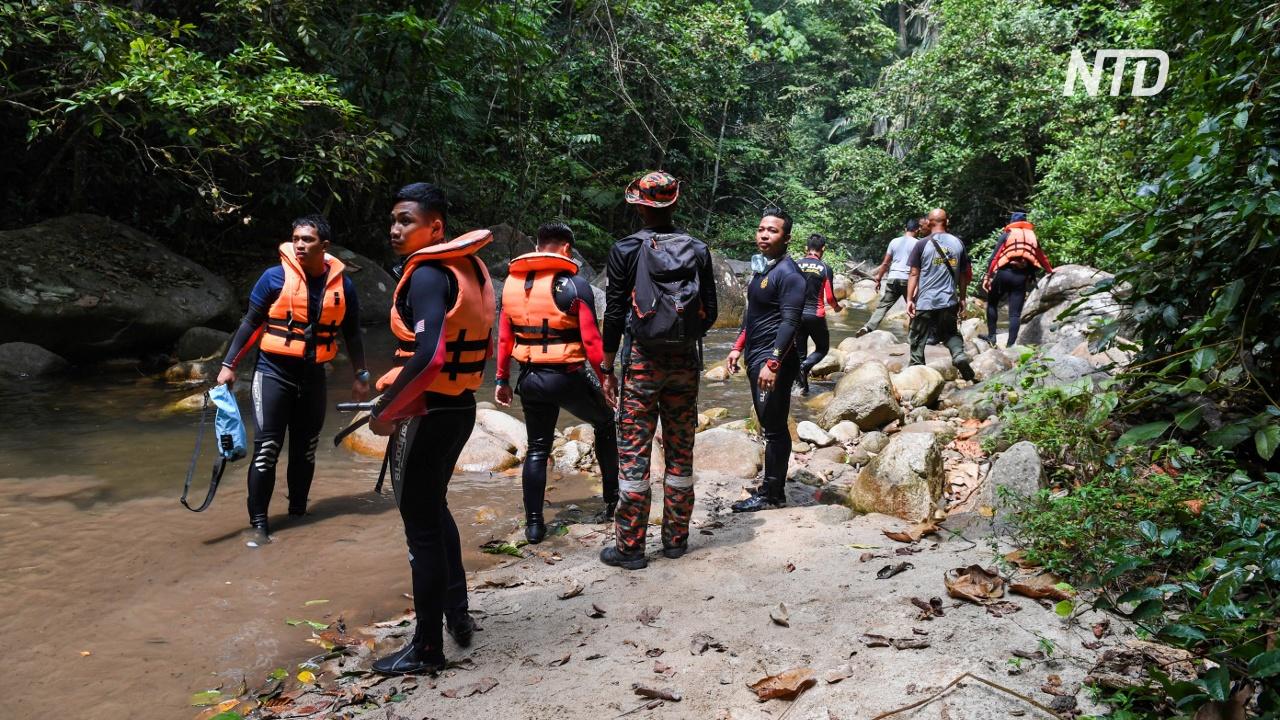 В малазийском лесу нашли тело пропавшей 15-летней туристки