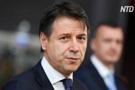 Сенат Италии отложил голосование о недоверии правительству Конте