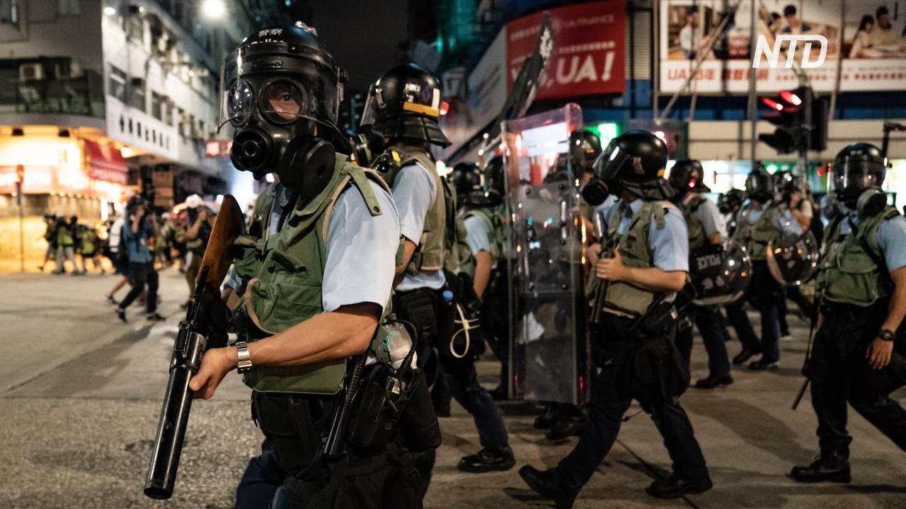 Договор в обмен на мир в Гонконге: Дональд Трамп поставил условие Китаю