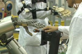 Первый российский робот-андроид готов к полёту на МКС