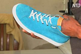 Эфиопская кожаная обувь завоёвывает внутренний и международный рынок