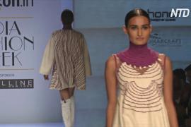 Индийские дизайнеры поддерживают местных ткачих