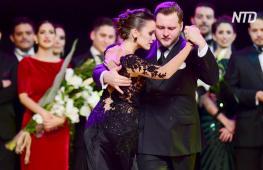 Петербуржец и аргентинка стали чемпионами мира по салонному танго
