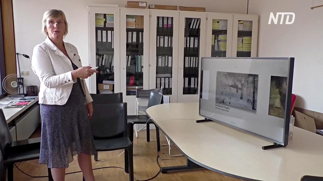 Новые технологии позволяют перенести шедевры живописи в свою гостиную