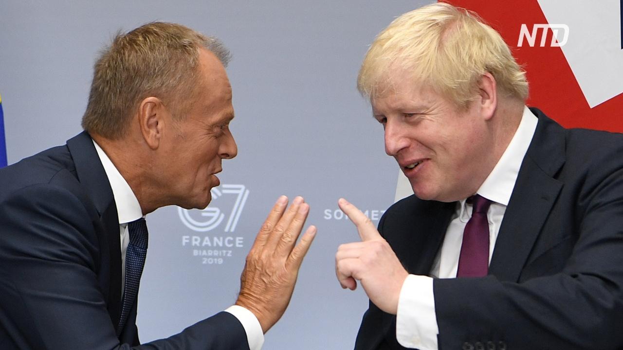 ЕС: Великобритания будет платить даже при «брексите» без соглашения
