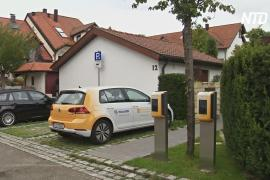 Станут ли электромобили массовым транспортом без станций быстрой зарядки