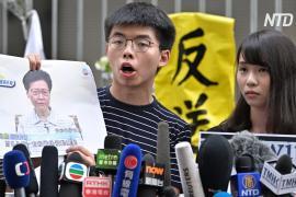 В Гонконге арестовали двух видных продемократических активистов