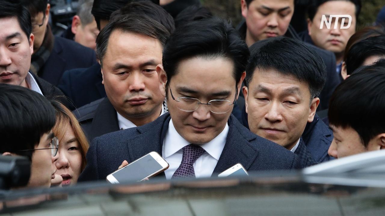 Главе Samsung снова грозит тюремный срок