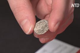 В Англии нашли древние монеты на 6 млн долларов
