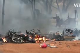 В Танзании хоронят более 60 жертв взрыва бензовоза