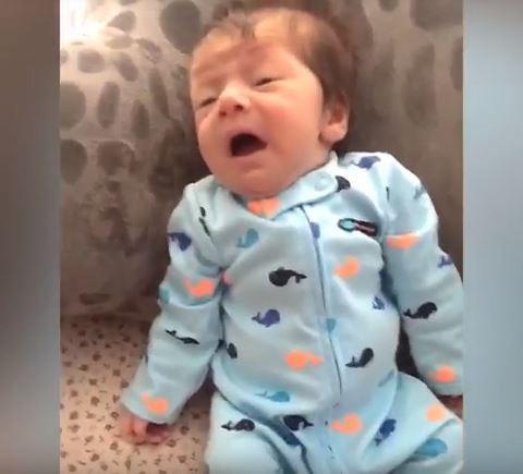 7 - Малыши чихают. Очень смешное видео!
