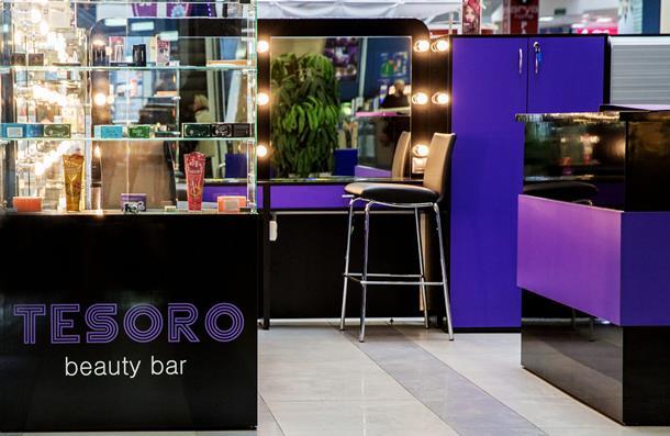 Beauty Bar «TESORO» уже в Москве