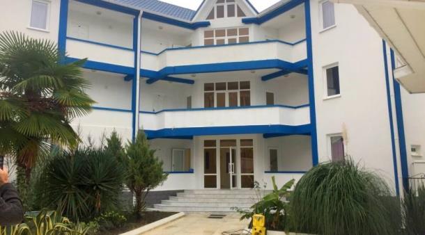 Гостиничный комплекс на ул. Рахманинова (200 м²)