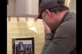 Подарок на День отца тронул отчима до слёз