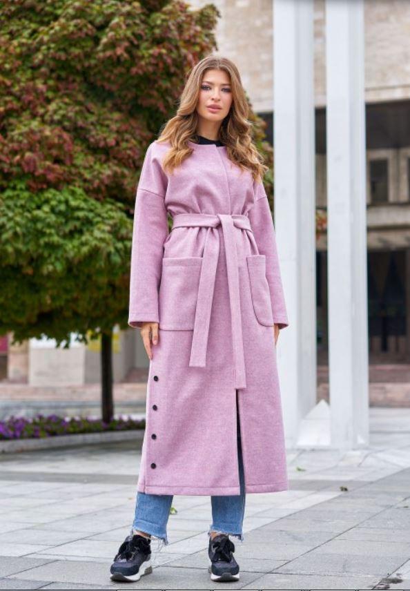 Oblegchennoe palto Miriam - Jadone Fashion – женская одежда оптом