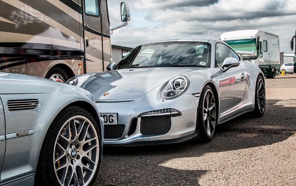 Запчасти для тюнинга Porsche